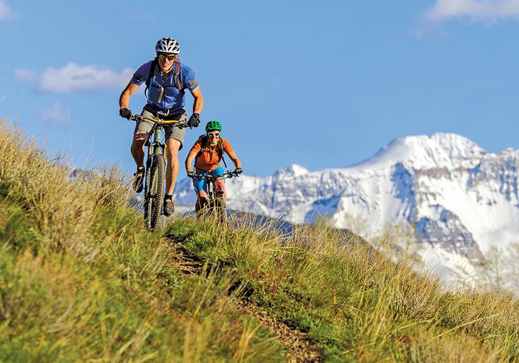Mountain Bike Activity