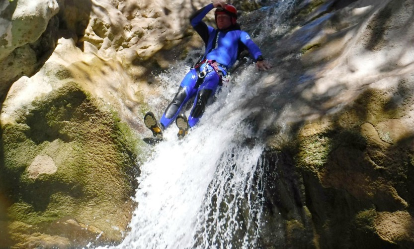 TIME FOR CANYONING!