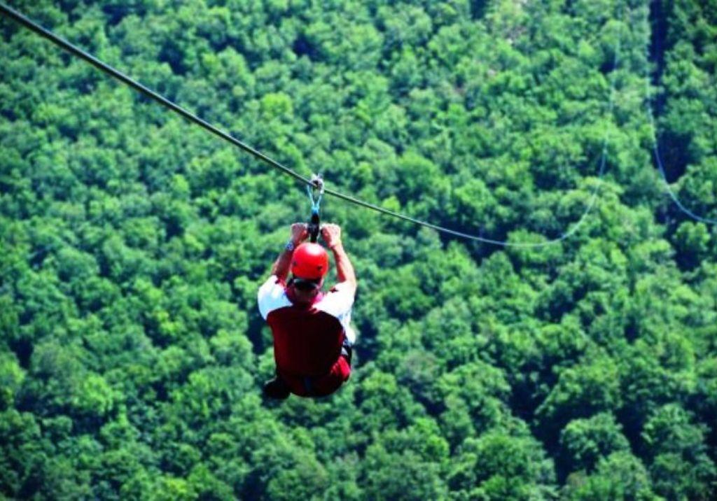 Adrenaline ZIP Line