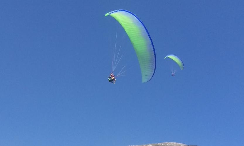 FLYING IN DURMITOR!